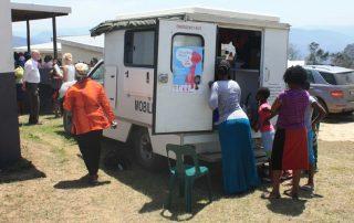 Ruraal opgeleide artsen Zuid-Afrika